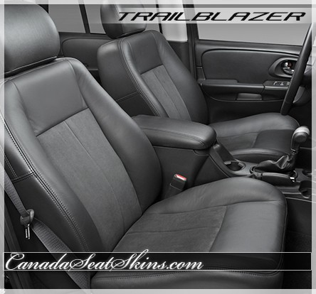 Chevrolet Tahoe Leather Seats