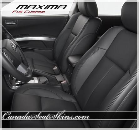 2007 2008 Nissan Maxima Leather Interiors ...