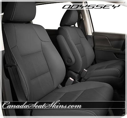 2011 2017 honda odyssey leather upholstery
