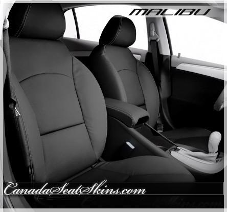 2008 2012 Chevrolet Malibu Custom Leather Upholstery