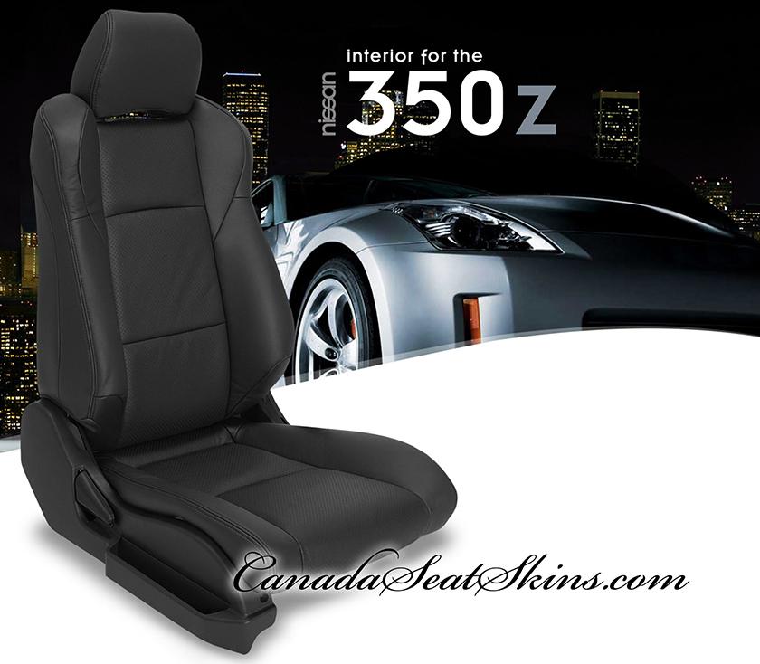 2003 2008 Nissan 350z Custom Leather Upholstery