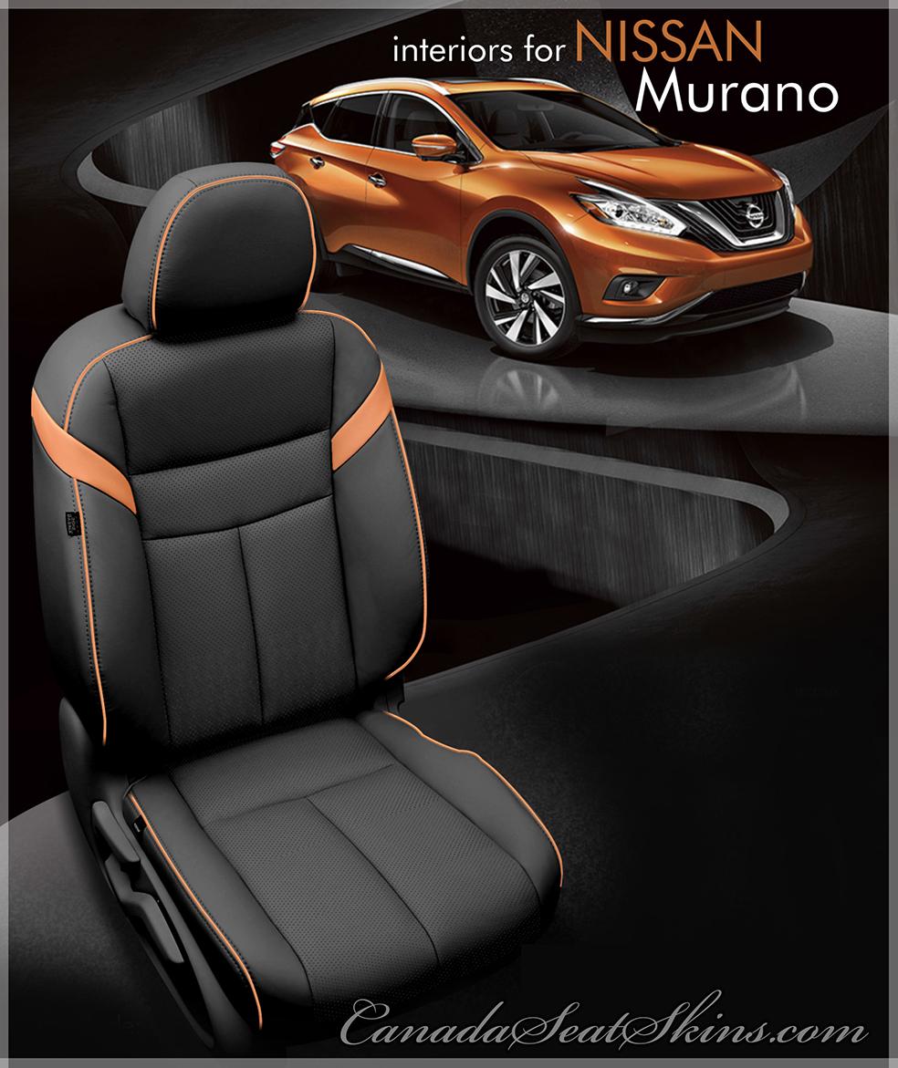 2015   2016 Nissan Murano Leather Interior Sales ...