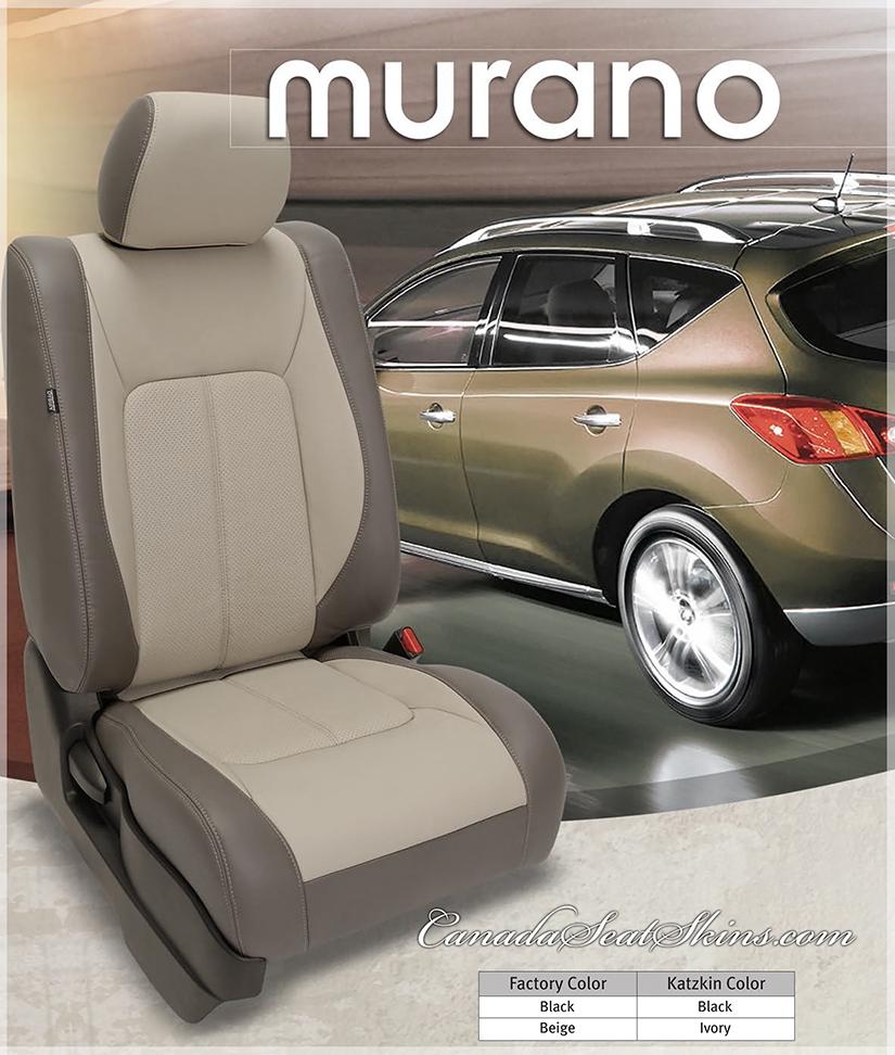 2009 2014 nissan murano custom leather upholstery 2009 2014 nissan murano limited edition leather seat vanachro Choice Image