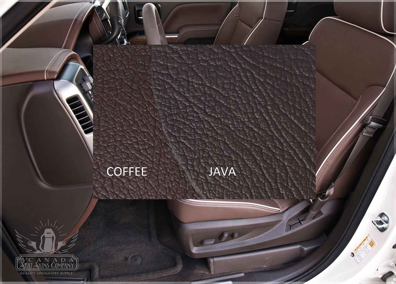 2014 - 2017 GMC Sierra Custom Leather Upholstery