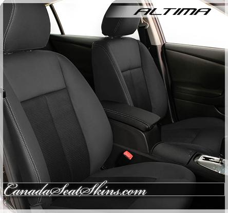 2007 2012 nissan altima sedan custom leather upholsterythe canada seat skins company
