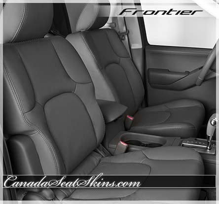 Astounding 2005 2019 Nissan Frontier Custom Leather Upholstery Gmtry Best Dining Table And Chair Ideas Images Gmtryco