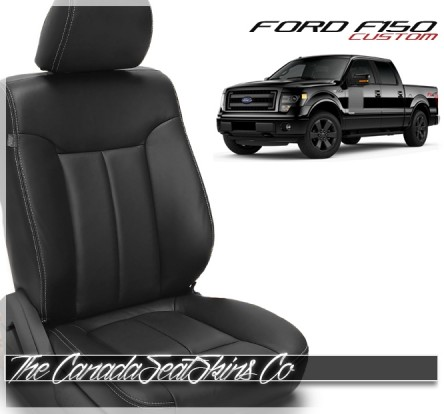 Brilliant 2009 2014 Ford F150 Custom Leather Upholstery Gmtry Best Dining Table And Chair Ideas Images Gmtryco