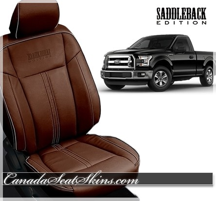 2015 2019 Ford F150 Saddleback Limited Edition Leather Upholstery