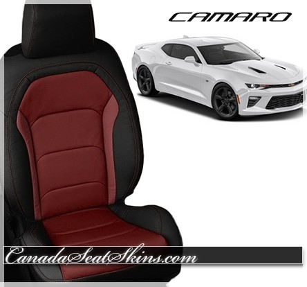 Amazing 2016 2019 Chevrolet Camaro Custom Leather Upholstery Squirreltailoven Fun Painted Chair Ideas Images Squirreltailovenorg