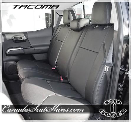 Fantastic 2016 2019 Toyota Tacoma Slip Over Seat Covers Short Links Chair Design For Home Short Linksinfo