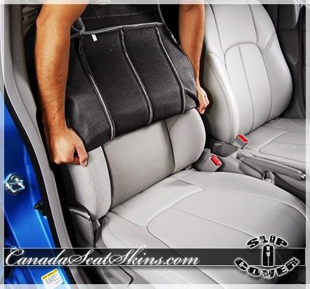 Incredible 2011 2017 Toyota Sienna Slip Over Seat Covers Creativecarmelina Interior Chair Design Creativecarmelinacom
