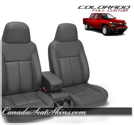 Marvelous 2004 2012 Chevrolet Colorado Custom Leather Upholstery Ncnpc Chair Design For Home Ncnpcorg