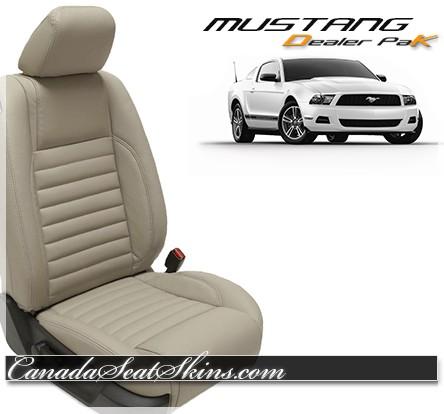 2005 2014 Ford Mustang Dealer Pak Leather Upholstery Kit