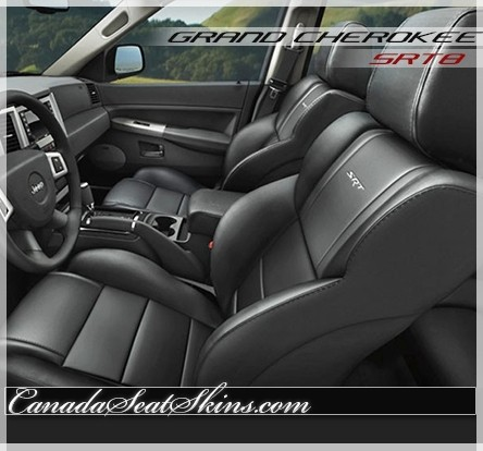 2008 2010 Jeep Grand Cherokee Srt8 Custom Leather Upholstery