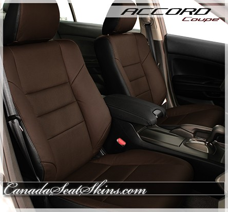 2008 2012 Honda Accord Coupe Leather Upholstery