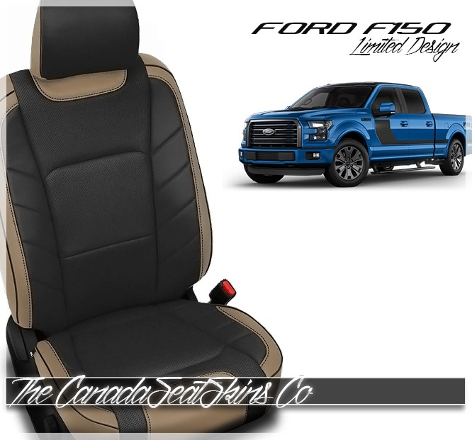 2015 2020 Ford F150 Limited Edition Custom Leather Seats