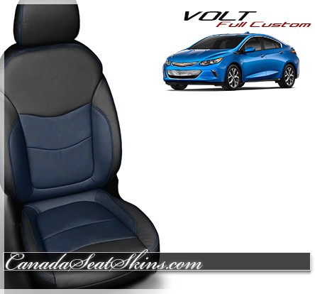 Outstanding 2016 2018 Chevrolet Volt Custom Leather Upholstery Inzonedesignstudio Interior Chair Design Inzonedesignstudiocom