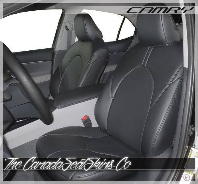 2018 2020 toyota camry clazzio seat covers 2018 2020 toyota camry fitted slip over seat covers