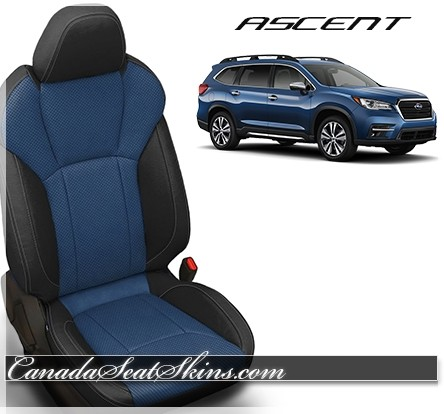 Tremendous 2019 2020 Subaru Ascent Custom Leather Upholstery Caraccident5 Cool Chair Designs And Ideas Caraccident5Info