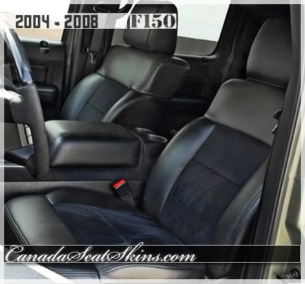 Magnificent 2004 2008 Ford F150 Custom Leather Upholstery Spiritservingveterans Wood Chair Design Ideas Spiritservingveteransorg