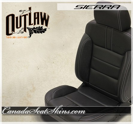Awesome 2014 2018 Gmc Sierra Outlaw Leather Upholstery Package Lamtechconsult Wood Chair Design Ideas Lamtechconsultcom