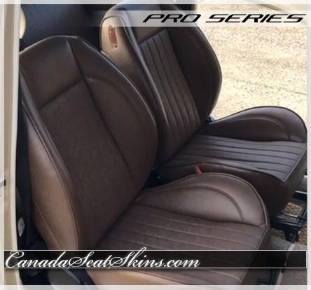 Sport Classic Low Back Bucket Seats, Aftermarket Muscle Car Seats