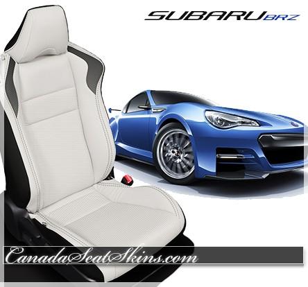 2013 2019 Subaru Brz Custom Leather Upholstery