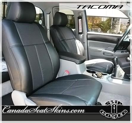 Tacoma Seat Covers >> 2005 2015 Toyota Tacoma Slip Over Seat Covers