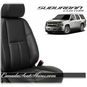 GMC Yukon Leather Seats
