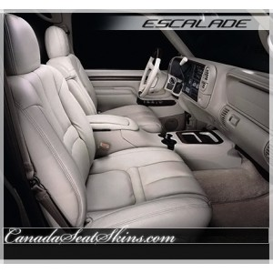1995 - 2006 Tahoe Katzkin Leather Seats
