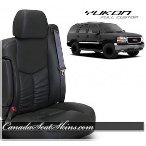 GMC Yukon Leather Seat Covers