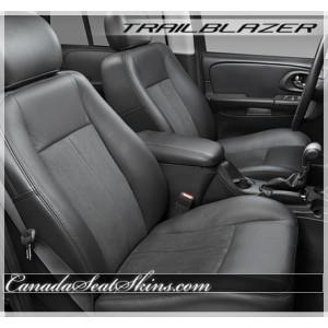 Chevrolet Tahoe Leather Seats