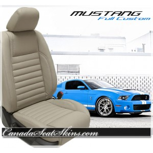 2005 - 2014 Ford Mustang Custom Leather