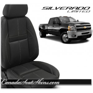 2007 - 2013 Silverado Limited Edition Leather Package Main