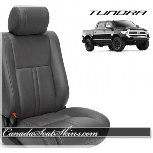 Toyota Tundra Limited Edition Black Leather Seats