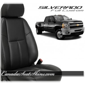 2007 - 2013 Silverado Leather Product Photo Main