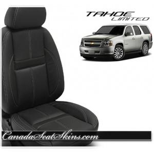 GMC Yukon Limited Edition Leather Seats
