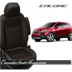 2013 - 2019 Buick Encore Custom Leather Upholstery