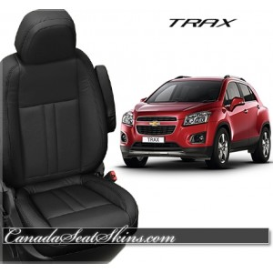 2014 - 2019 Chevrolet Trax Custom Leather Upholstery