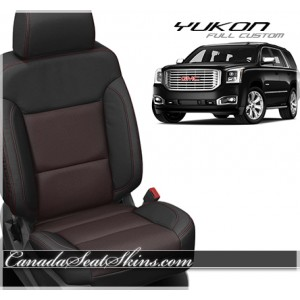 2015 - 2016 Chevrolet Suburban Katzkin Leather Seats