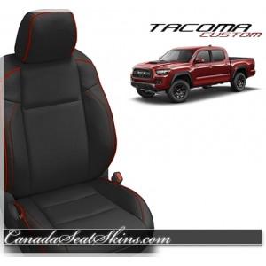 Toyota Tacoma Custom Leather Seats Canada