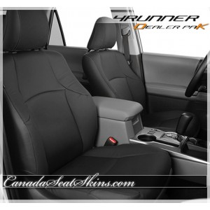 Toyota 4Runner Custom Leather Seat Cover Kits