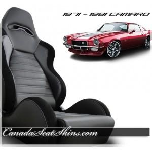 1967 - 1969 Camaro SSR2 Pro Series Complete Restomod Bucket Seat Kit