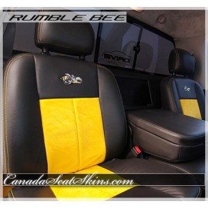 Dodge Ram Limited Edition Black Leather with Raven Suede