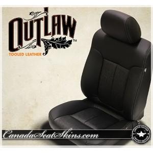 Ford F150 Katzkin Outlaw Leather Seats