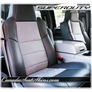 Ford F250 F350 F450 F550 Katzkin Seats Canada