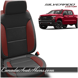 Silverado and Sierra Katzkin Leather Seat Sale
